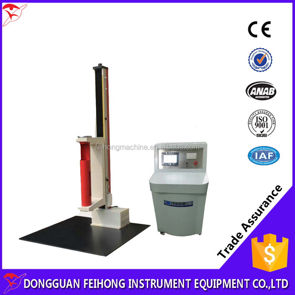 Bag drop hammer impact test machine/Bag drop hammer impact tester