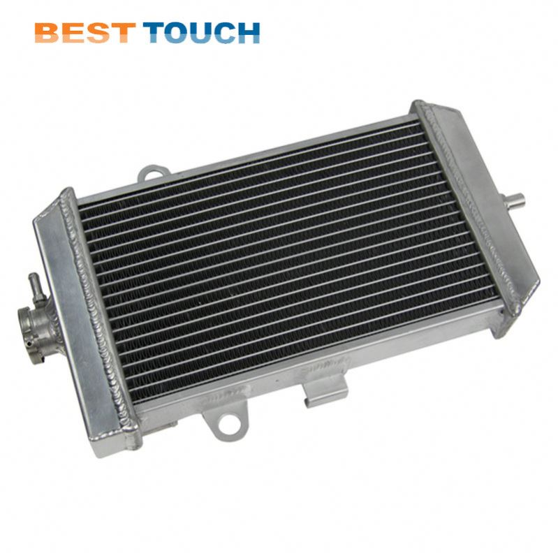 High performance automobile louvered fin radiator for mercedes <strong>w163</strong>