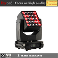25x15W 4inl led matrix zoom moving head with DMX512 for stage