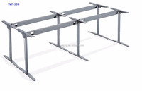 No.WT-303 Height adjustable office table metal frame
