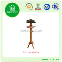 Wire Mesh & Wooden Bird Cage DXBC001