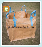 NEW TYPE PP Jumbo bag pp bulk bag pp big packing bag
