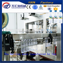 ordinary pressure Advanced design Bag juice filling machine Mineral water plant machinery