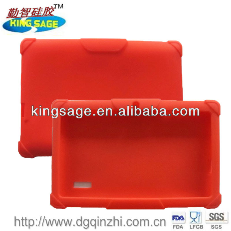 Promotive 7 inch silicone custom tablet case