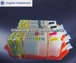 Highly compatible ink cartridges for canon printers pgi-250 350 750/cli-251 351 751