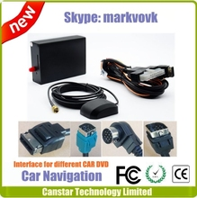 Good quality model GPS navi box FOR Alpine/Kenwood/Pioneer/JVC/SONY DVD Player