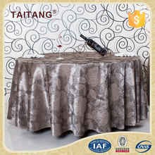 Made In China Modern Nappe Rectangular/Round Cheap Table Cloth