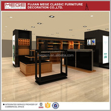 Best Price Wood Retail Clothes Display Counter