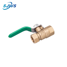 High quality sanitary copper ball float valve