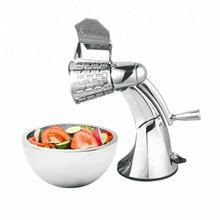 Vegetable Cutter Slicer Salad Master Machine