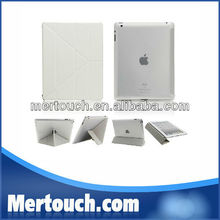 Foldable Transformer Smart Sleep Wake Stand Case for iPad 2 3 4