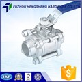 Durable Using Low Price Ss Ball Valve