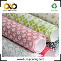 Good quality various design offset printing products packaging paper