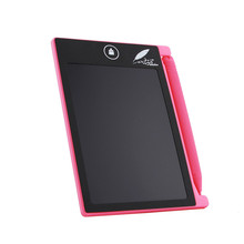4.4 Inch Electronic LCD Screen Erasable Writing Board LCD Writing Tablet Memo Pads with Stylus