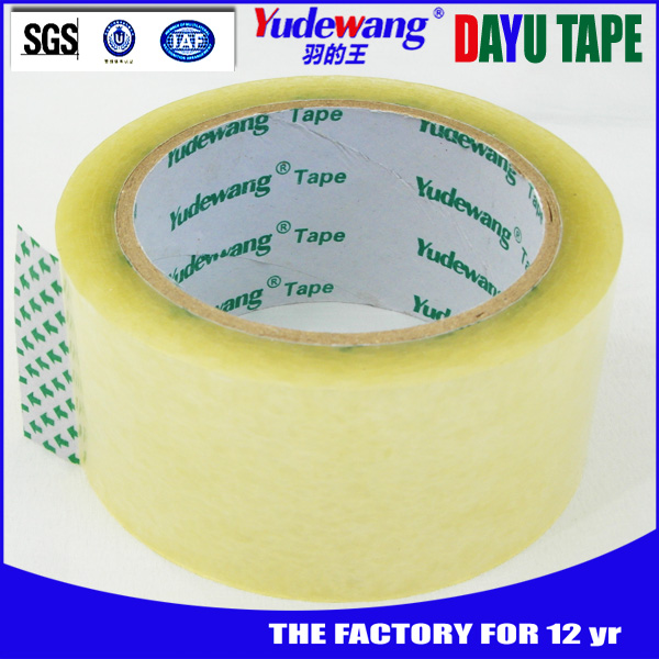 floor marking packing transparent adhesive tape