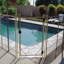 ZNZ Over 10 years Experience Swimming Safety Pool Fence