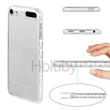 Cheap Price Ultra Thin Transparent TPU Back Cover Case for iPod Touch 5 / 6