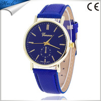 2016 Ladies Fashion Dress Brand Geneva Watch Hot selling GW006