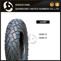 Hot Selling SCOOTER MOTORCYCLE TIRE 120/90-10 130/90-10