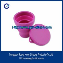 Factory customized fashion silicone cup skin case