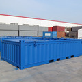 20-feet half height container, 20ft half size container container for sale