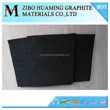 thermal insulation soft graphite felt