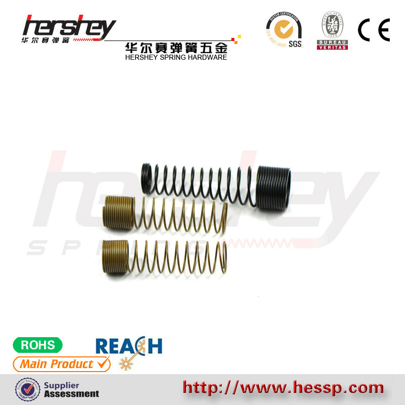 Stainless Steel small extension spring for door handle manufacturer