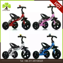 2017 fashion design new model simple kid tricycle toy children 3 wheels bike baby trike sale online shopping