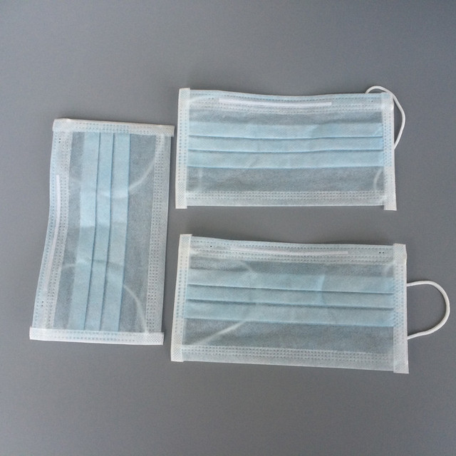 construction dust smog pouen allergy disposable face mask dental supplies