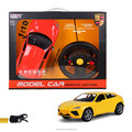 YK0809296 Wholesales toys from China Shanto remote control car 4 channel with light and batteries 6 functions car for kid