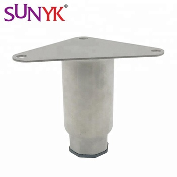201# or 304# stainless steel table adjustable foot