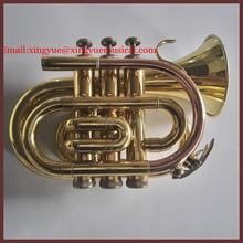 hand trumpet entry model