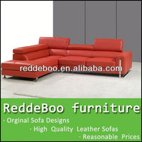 fashion design corner sofa, well design cheap leather sofa set design factory
