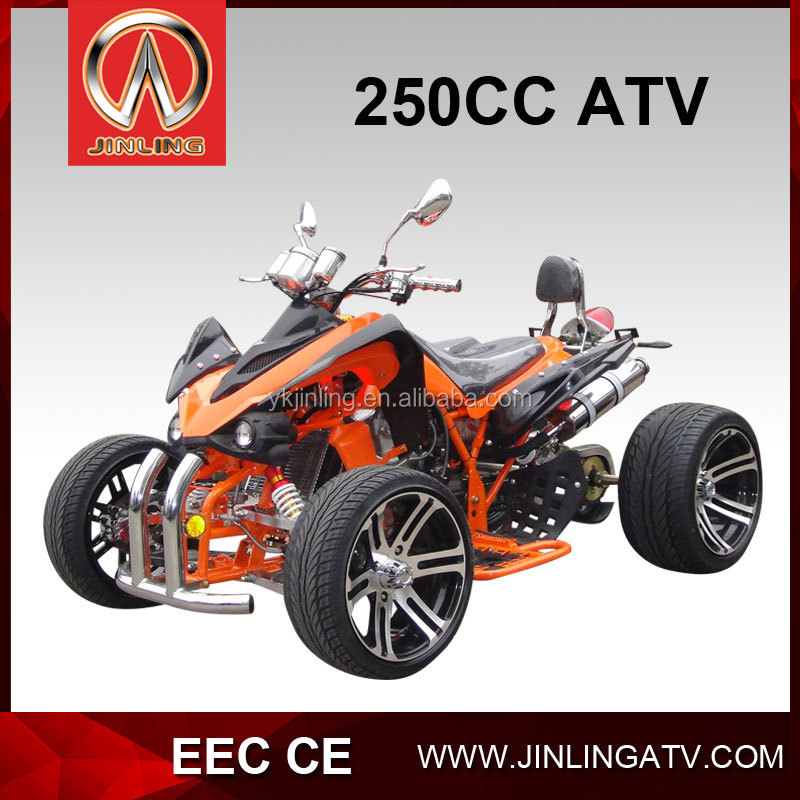 New 2015 250cc EEC Street Racer Road Legal Quad