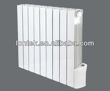 French market oil filled radiator heater wall mounted