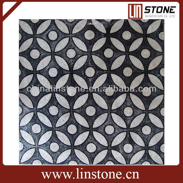 high quality fashion 30x30 ceramic floor tile with paint