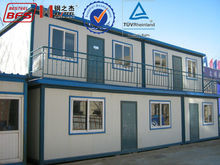 shanghai Beststeel flat pack container prefabricated house