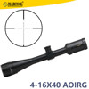 High quality Marcool Optical Riflescopes EST 4-16X40 AO Dual-Illuminated Sniper rifle scope for Outdoor Hunting