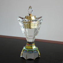 High quality crystal wax incense burner for sale
