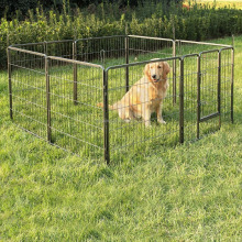 8 pcs cage for dogs rabbits and other small pets 80 x 80 cm