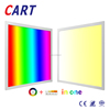 2018 hot sell !!! retail packaging /patented design RGB+CCT led panel lighting 3 years warranty