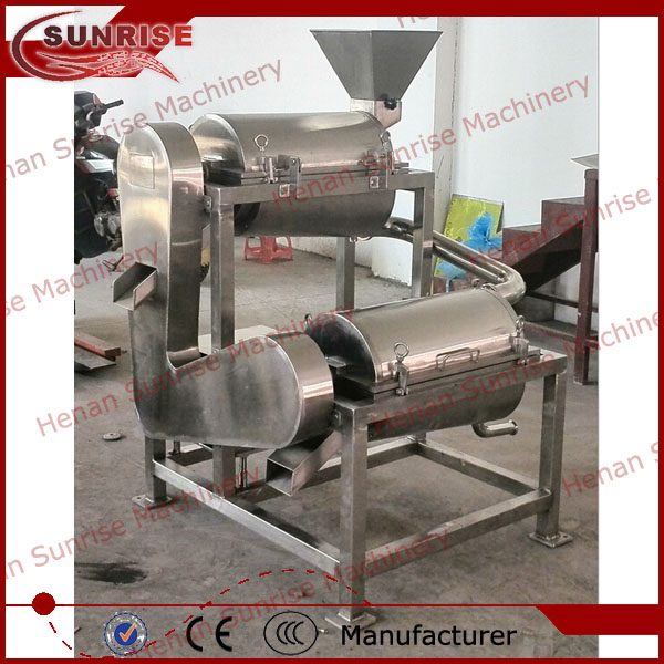 industrial mango pulping machine