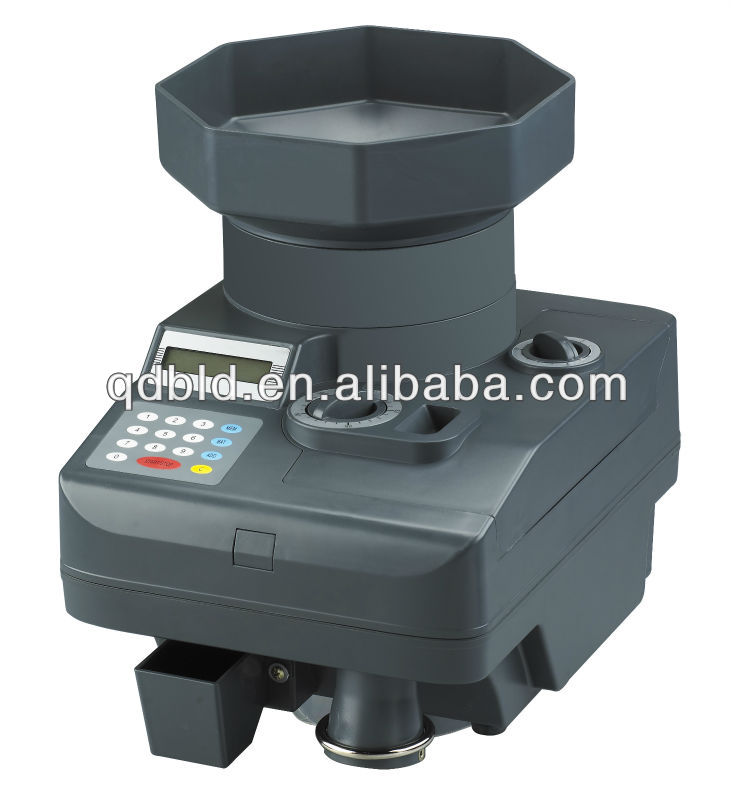Manual & Portable Coin Sorting Machine