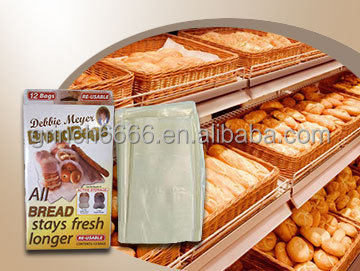 ALL BREAD stay fresh bags, keep fresh bags