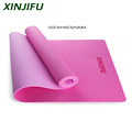 "Non Slip Yoga Mat 72"" x 26"" Eco Friendly Non-Toxic Anti- tear Double Layer TPE Exercise Workout Mat with carrying bag"