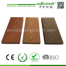 Easy installing WPC composite floor decking timber