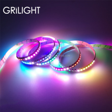 WS2812 WS2812B SK6812 Addressable white led strip 12V 24V digital led strip led pixel light
