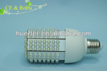 CE&RoHs approved led corn bulbs,201 led,energy-saving E27 led, 100-240v or 12/24v 24v 10w