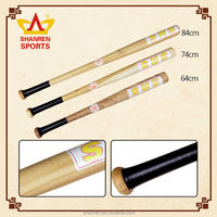 factory OEM competitive price ash wood baseball bats