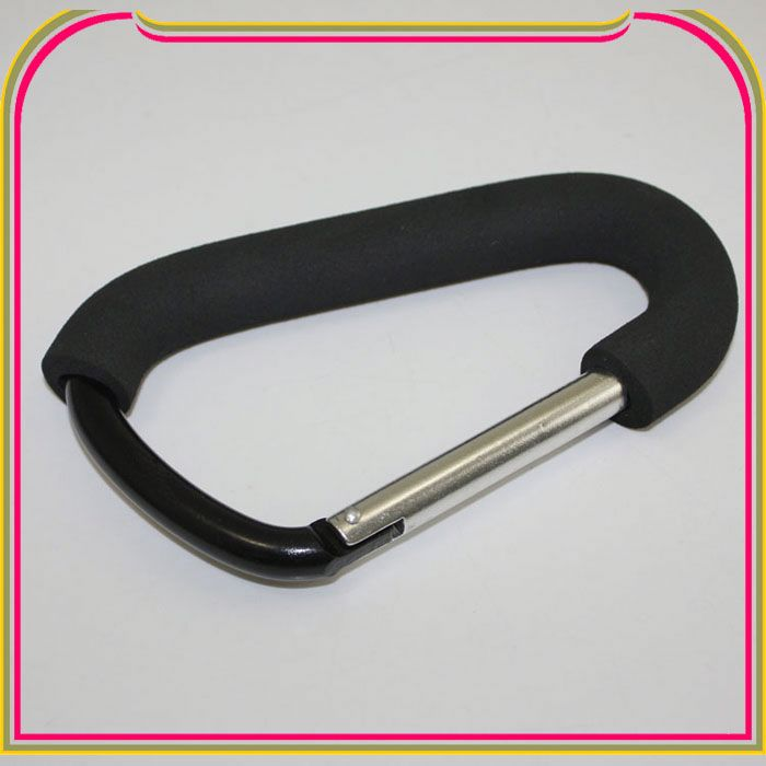 L100 Hot selling!!! baby stroller hook black factory